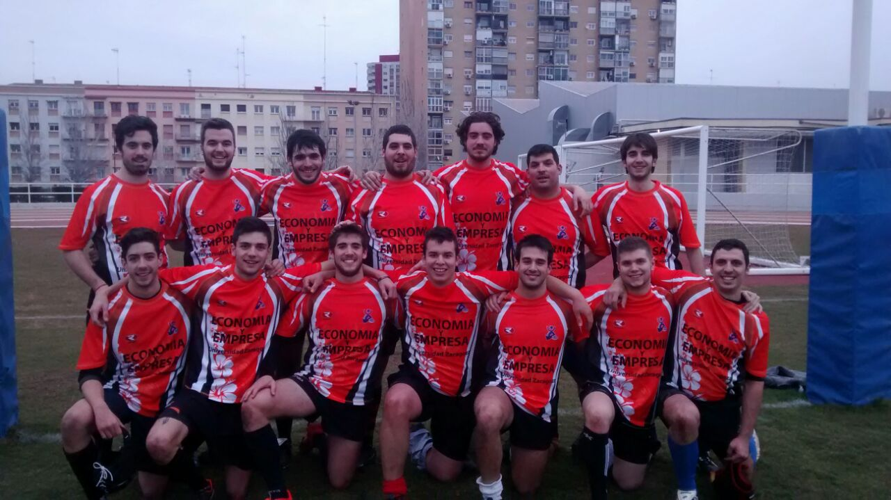 Rugby masculino 2014-2015